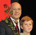 Gregor Gysi Die Linke Wahlparty 2013 (DerHexer) 11.jpg