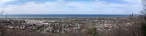 Grimsby, Ontario - Image: Grimsby, Ontario panorama