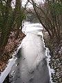 Grunewald - Graben bei der Koenigsallee (Ditch by the Koenigsallee) - geo.hlipp.de - 32183.jpg