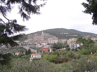 Guardialfiera - Guardialfiera skyline