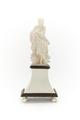 Gubbe personifierande vintern, skulpterad av elfenben - Skoklosters slott - 92186.tif