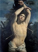 Guido Reni - Saint Sebastian - Google Art Project (27740148).jpg
