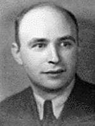 Gustav Bergmann - Gustav Bergmann