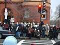 Guy Fawkes protesters outside Church of Scientology - Scientology Boston.JPG