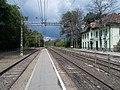 HÉV station, east, 2020 Kerepes.jpg