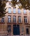 Hôtel de Boadès 8 place Jeanne-d'Arc Aix-en-Provence.JPG
