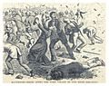 HEADLEY(1882) -p328 Baltimore - scene after the first volley by the Sixth Regiment.jpg