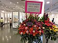 HKCL 銅鑼灣 CWB 香港中央圖書館 Hong Kong Central Library 展覽廳 Exhibition Gallery flowers March 2016 SSG 09.jpg
