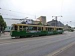 HKL tram line 4 on Mannerheimintie 02.jpg