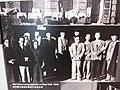 HKU 香港大學站 MTR Station 港鐵 historial wall photos in black n white April 2019 SSG 01.jpg