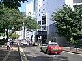 HK CWB Hing Fat Street Park Towers west Taxi.JPG