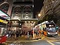 HK Sai Ying Pun Des Voeux Road West Water Street traffic jam due to illegal car parking October 2020 SS2 10.jpg