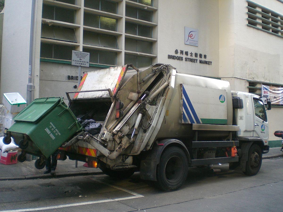 Garbage Truck Wiktionary