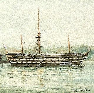 HMS <i>Implacable</i> (1805)
