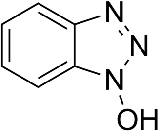 Peptide synthesis - HOBt