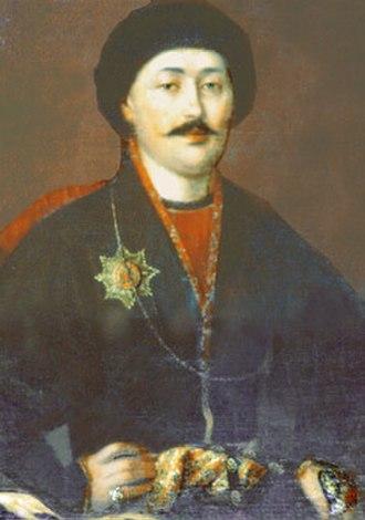 Batonishvili - Image: HRH Bagrat Batonishvili Tsarevich