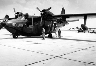 135th Airlift Group - 335th Air Commando Squadron HU-16B Albatross in the early 1960s