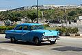 Habana 01 2014 old car & Fortaleza de San Carlos de la Cabaña 7493.JPG