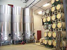 photo of Hagafen Celklars production facilities & Hagafen Cellars - Wikipedia