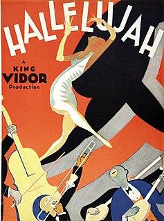 <i>Hallelujah</i> (film) 1929 film by King Vidor