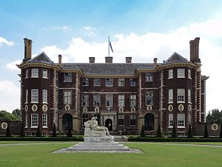 English country house Larger house or mansion estate in England, United Kingdom