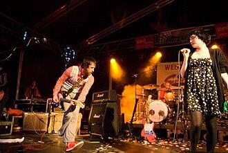 Ham Sandwich (band) - Ham Sandwich at Mitchelstown Indie Pendence Festival 2007
