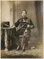 Hamengkoe Boewono VII, sultan van Jogjakarta, in uniform - Kassian Céphas - KITLV 10001.tif