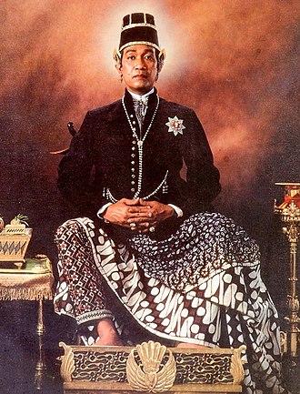Yogyakarta Sultanate - Image: Hamengkubuwono x