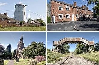 Hammerwich - Image: Hammerwich Collage