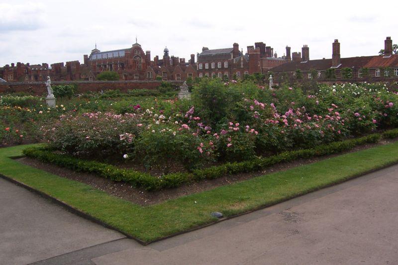 Ficheiro:Hampton court gardens.jpg