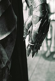 A mão de Sauron