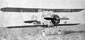 Hanriot H.43 - Hanriot H.43 photo from L'Air May 15,1928