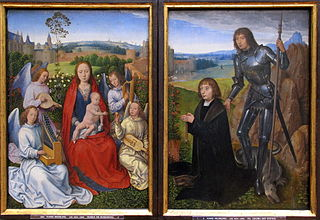 Diptych of Munich