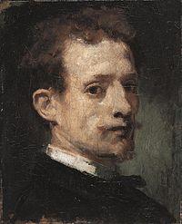 Hans von Marées, Selbstbildnis um 1860.jpg