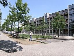 Hansegracht in Duisburg