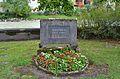 Hansi Niese & Josef Jarno monument, Bad Ischl.jpg