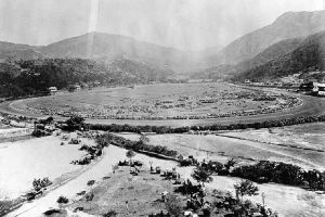 Happy Valley, Hong Kong - Happy Valley in 1873