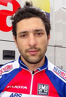 Oscar Gatto Italian road bicycle racer