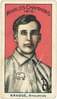 Harry Krause, Philadelphia Athletics, baseball card portrait LCCN2007683820.tif