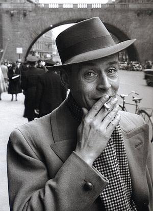 Hasse Ekman - Hasse Ekman in 1953.