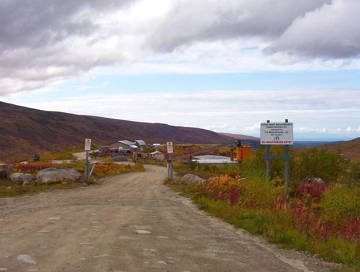 Gold Mining In Alaska Wikipedia