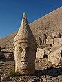 Head of Apollo - Nemrut Dagi, Western Terrace. - panoramio.jpg