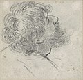 Head of a Bearded Man Looking to Upper Right (recto); Head of an Old Man and a Drapery Study (verso) MET DP809056.jpg