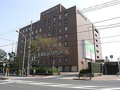 Headquarters of KOKUYO 01.JPG