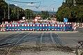 Heidelberg - Eppelheimer Strasse - Umbau der Gleistrasse - 2017-08-06 18-32-53.jpg