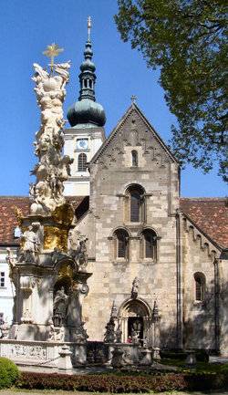 Heiligenkreuz Abbey Church