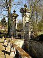 Heilles (60), château de Mouchy-le-Châtel, saut-de-loup côté Heilles 2.jpg