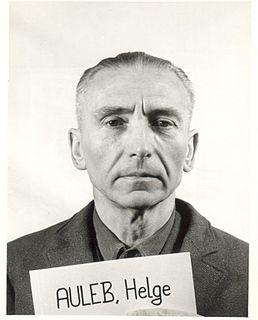 Helge Auleb German general