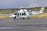 Helicorp (VH-TJF) Agustawestland AW139 taxiing at Wagga Wagga Airport (2).jpg