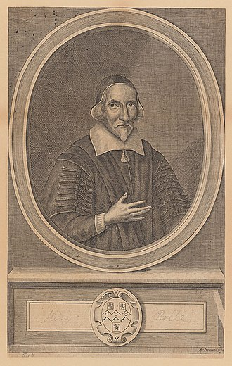 Henry Rolle - Sir Henry Rolle (1589–1656) Chief Justice of the King's Bench. Engraving from preface of Rolle's Abridgment (1668)